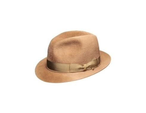Moda giovani cappello borsalino