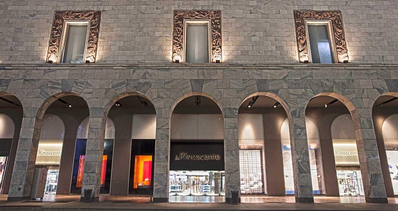 Rinascente – Welcome to Milano!