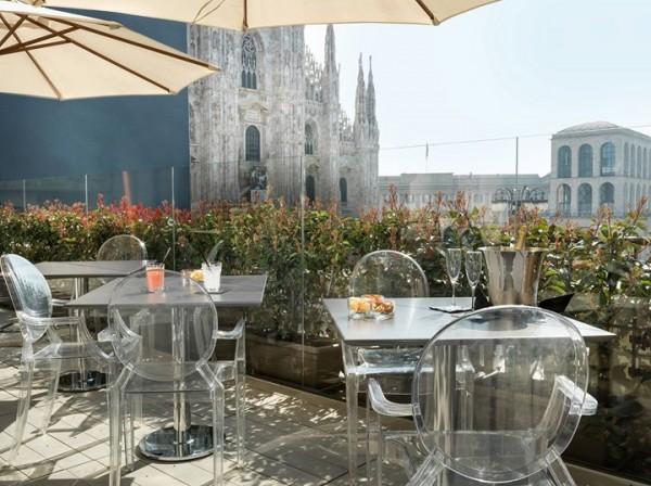 Piazza del duomo a milano welcome to milano for Bar madonnina milano