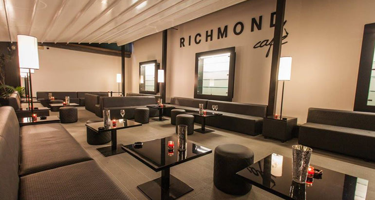 apertura richmond cafe milano