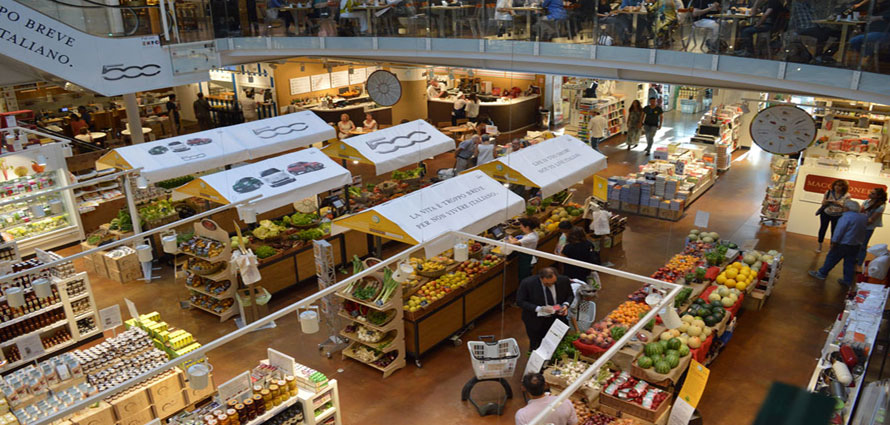 Shopping gourmet archives welcome to milano for Eataly milano eventi